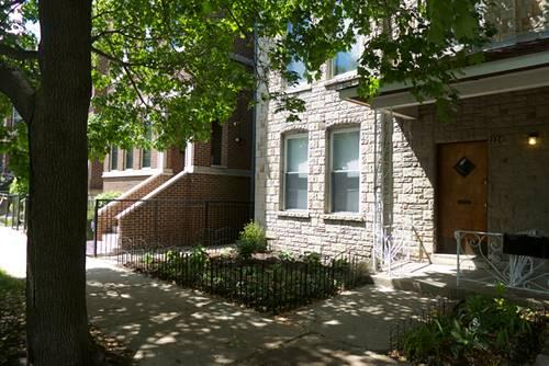 2224 W Medill Unit 1, Chicago, IL 60647 Bucktown
