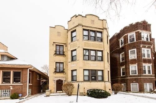 6135 N Talman, Chicago, IL 60659