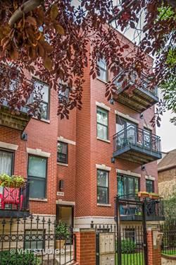 1618 N Claremont Unit 3N, Chicago, IL 60647 Bucktown