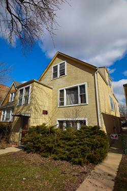 5249 S Albany, Chicago, IL 60632