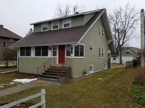 923 Prairie, Park Ridge, IL 60068