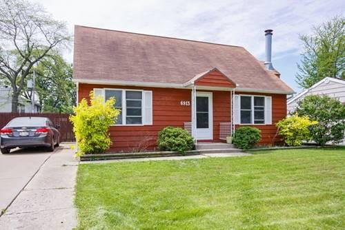 6913 W 96th, Oak Lawn, IL 60453