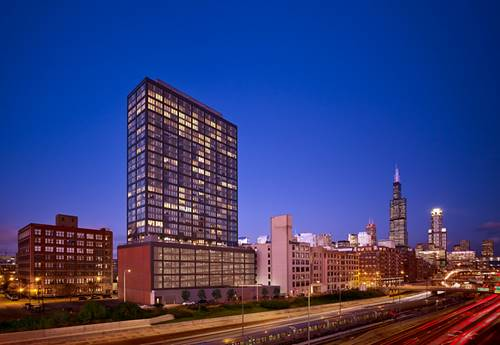 1035 W Van Buren Unit PH06, Chicago, IL 60607 West Loop