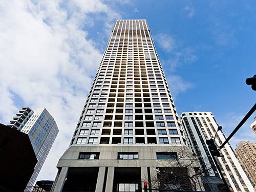 1030 N State Unit 38J, Chicago, IL 60610 Gold Coast