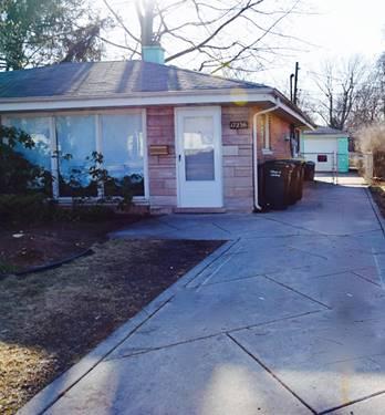 17236 Roy, Lansing, IL 60438