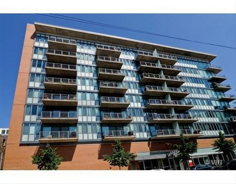 321 S Sangamon Unit 303, Chicago, IL 60607 West Loop