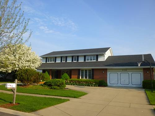 416 Ridgemoor, Willowbrook, IL 60527