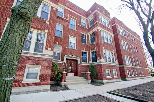 6145 N Lakewood Unit 3, Chicago, IL 60660 Edgewater