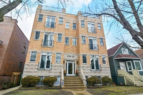 1722 W Berwyn Unit 2W, Chicago, IL 60640 Andersonville