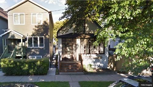 2715 N Campbell, Chicago, IL 60647