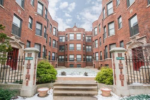 7726 N Marshfield Unit 3A, Chicago, IL 60626