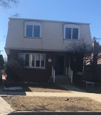 5332 S Nordica, Chicago, IL 60638