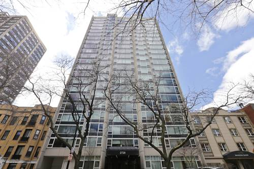 2728 N Hampden Unit 1109, Chicago, IL 60614 Lincoln Park