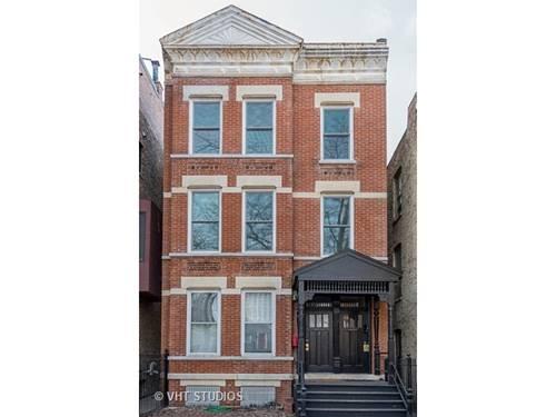 1644 N Sedgwick Unit 2, Chicago, IL 60614 Lincoln Park