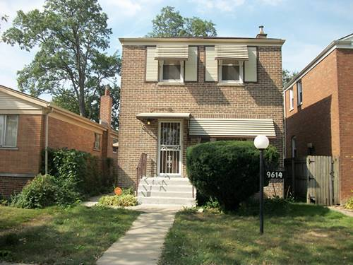 9614 S Princeton, Chicago, IL 60628