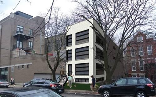 1212 N Paulina Unit 3, Chicago, IL 60622 Wicker Park