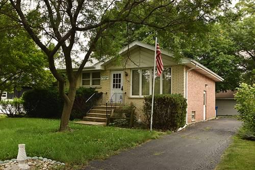 9809 Rutherford, Oak Lawn, IL 60453