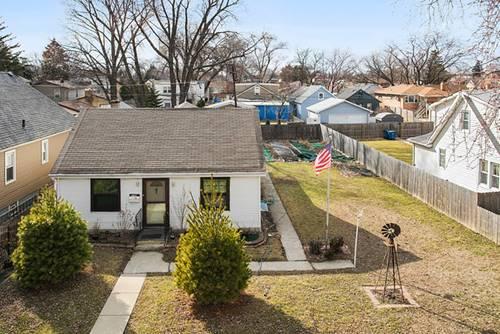 1728 N 35th, Stone Park, IL 60165