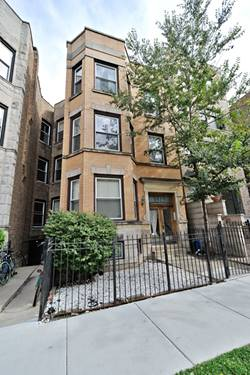 3515 N Wilton, Chicago, IL 60657 Lakeview