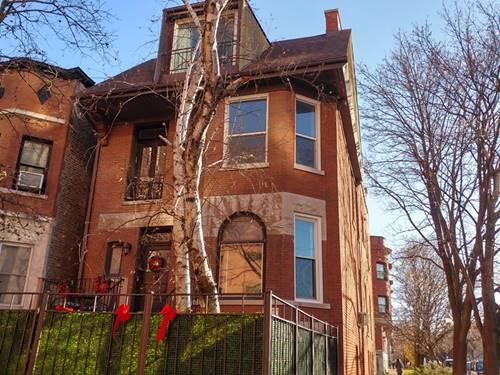 859 W Wellington Unit G, Chicago, IL 60657 Lakeview