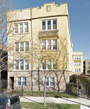 4427 N Ashland Unit G, Chicago, IL 60640 Uptown