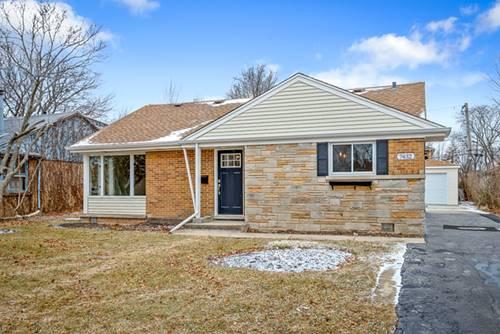 7432 Churchill, Morton Grove, IL 60053