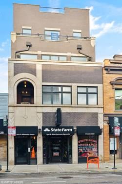 1631 N Milwaukee Unit 1, Chicago, IL 60647 Bucktown