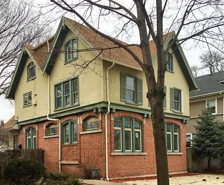633 S Oak Park, Oak Park, IL 60304