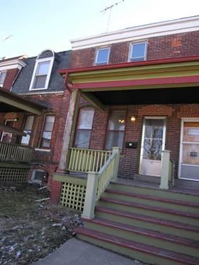 11229 S Forrestville, Chicago, IL 60628