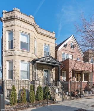 2329 N Albany, Chicago, IL 60647 Logan Square