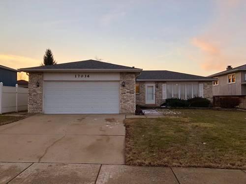 17036 Westwood, Orland Hills, IL 60487