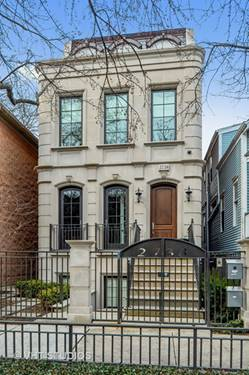 2738 N Greenview, Chicago, IL 60614 West Lincoln Park