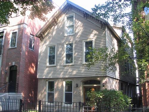 828 W Lill Unit 2, Chicago, IL 60614 Lincoln Park