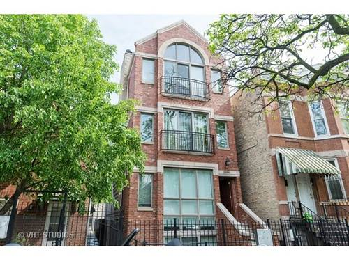 2654 W Cortez Unit 3, Chicago, IL 60622