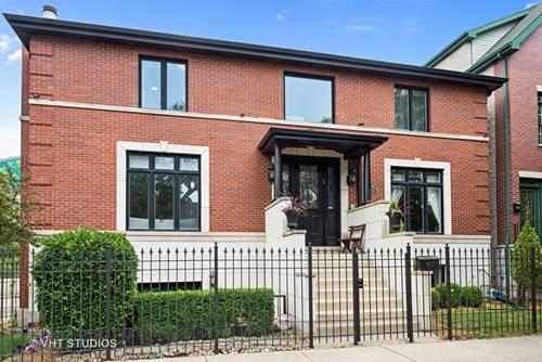 2047 N Honore, Chicago, IL 60614 Bucktown