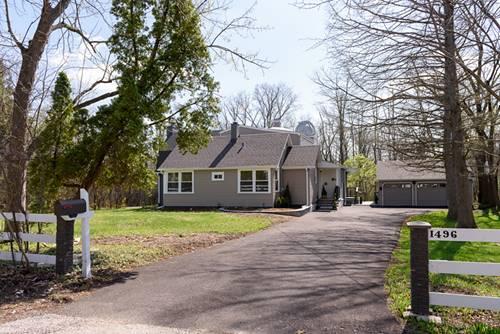 1496 Ridge, Highland Park, IL 60035