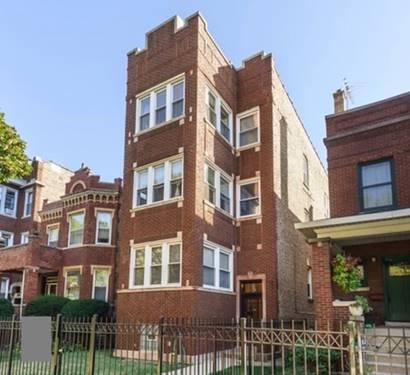 4709 N Washtenaw Unit 3, Chicago, IL 60625 Lincoln Square