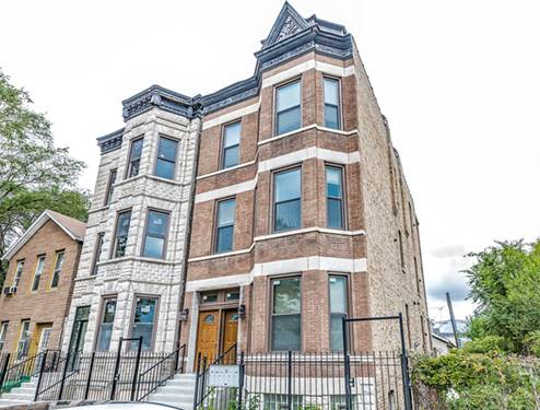 1722 W Hastings Unit 3, Chicago, IL 60608