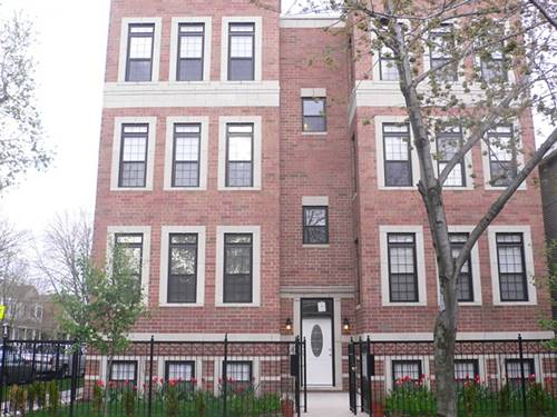3123 N Oakley Unit 1-N, Chicago, IL 60618 West Lakeview