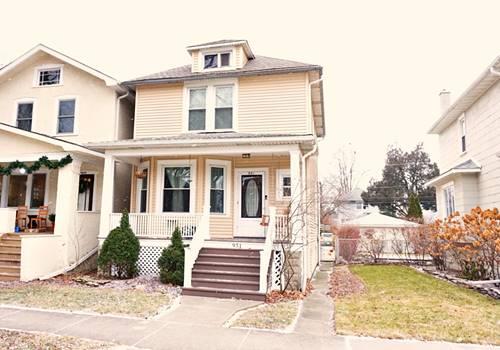 951 S Elmwood, Oak Park, IL 60304