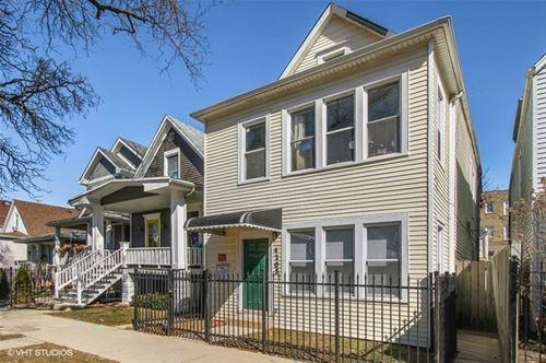 4205 N Bernard, Chicago, IL 60618