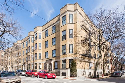 1703 N Crilly Unit 1, Chicago, IL 60614 Lincoln Park
