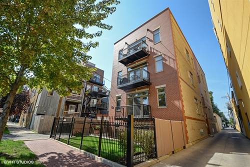 1142 N Campbell Unit 1B, Chicago, IL 60622