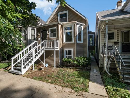3306 W Cuyler, Chicago, IL 60618