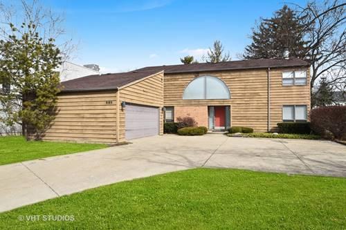 985 Forestway, Glencoe, IL 60022