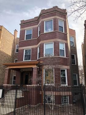 2323 N Hamlin Unit 3, Chicago, IL 60647