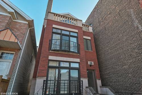 1513 N Wood Unit 1, Chicago, IL 60622 Wicker Park
