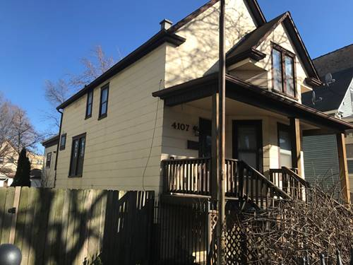 4107 N Whipple, Chicago, IL 60618