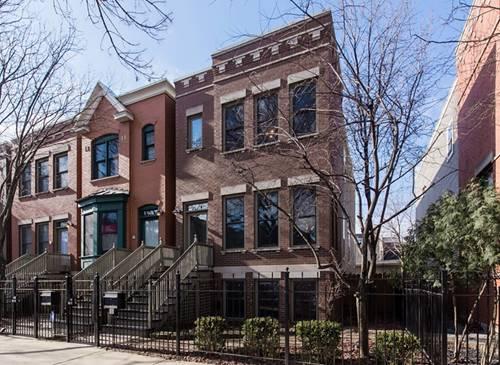 1844 N Wilmot, Chicago, IL 60647 Bucktown