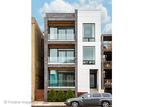 3046 N Ashland Unit 3, Chicago, IL 60657 West Lakeview